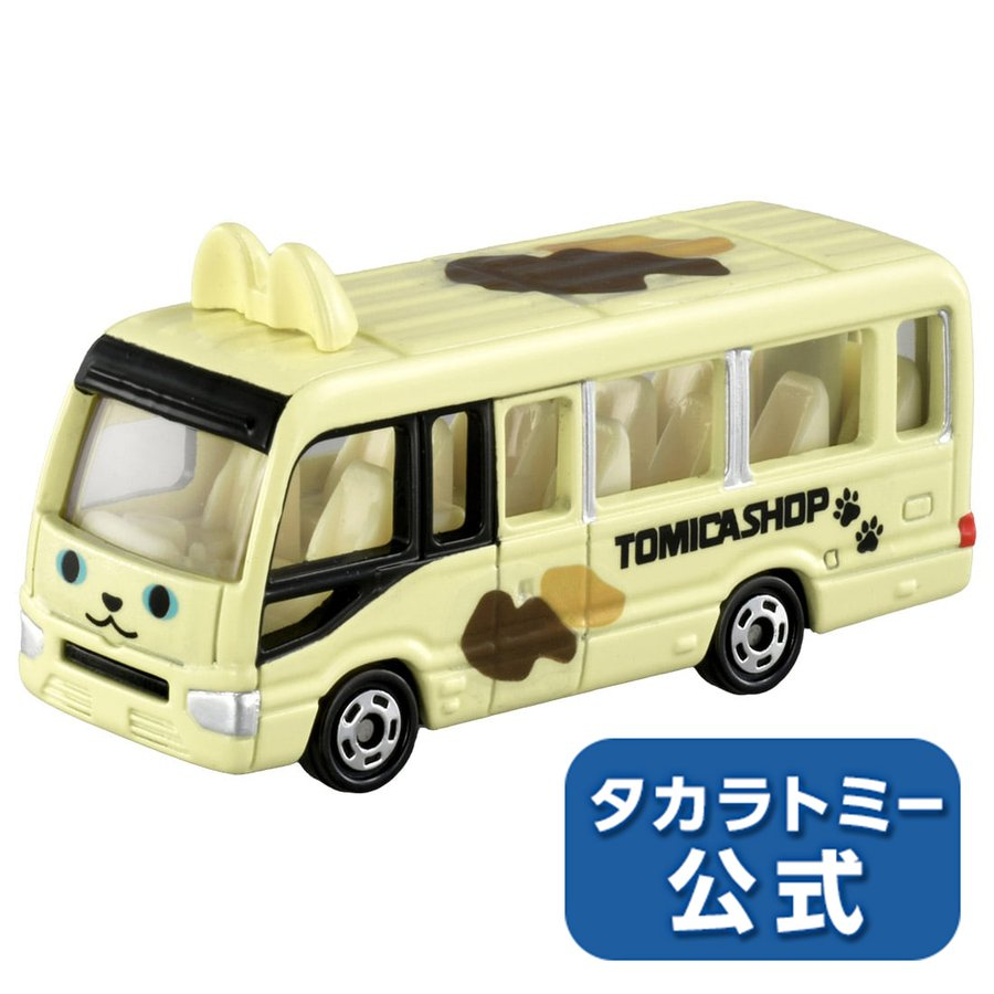 トミカショップオリジナル 現金特価 トヨタ 人気激安 トミカようちえんバス コースター