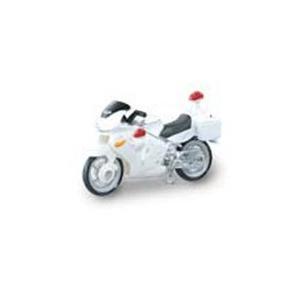 トミカ No.4 数量限定 Honda 新色 VFR 白バイ