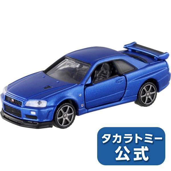 トミカプレミアム 11 超激安 日産 スカイライン V-SPECII 大特価!! Nur GT-R