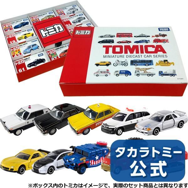 イベントモデルトミカ&トミカショップトミカ10台セットVer.1