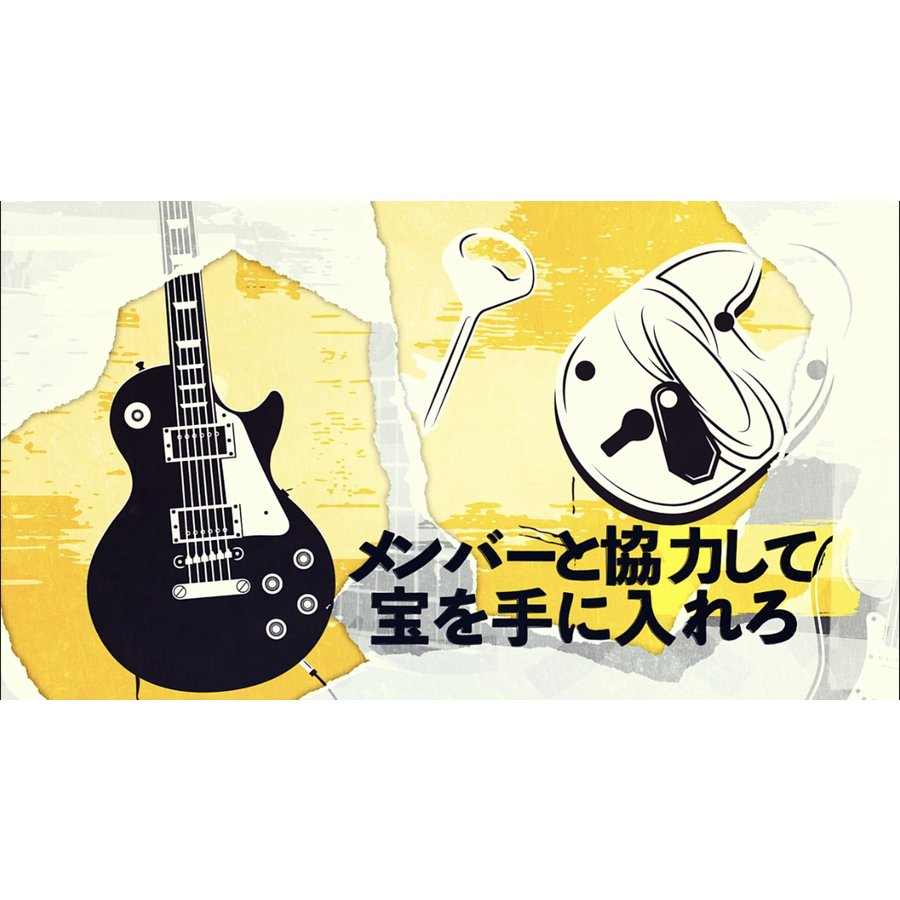 【 新商品 】キキトレ! 音成高校 軽音部【音をキキトレ!謎をトキキレ!】 [送料ウエイト:6]|takarushshop|10