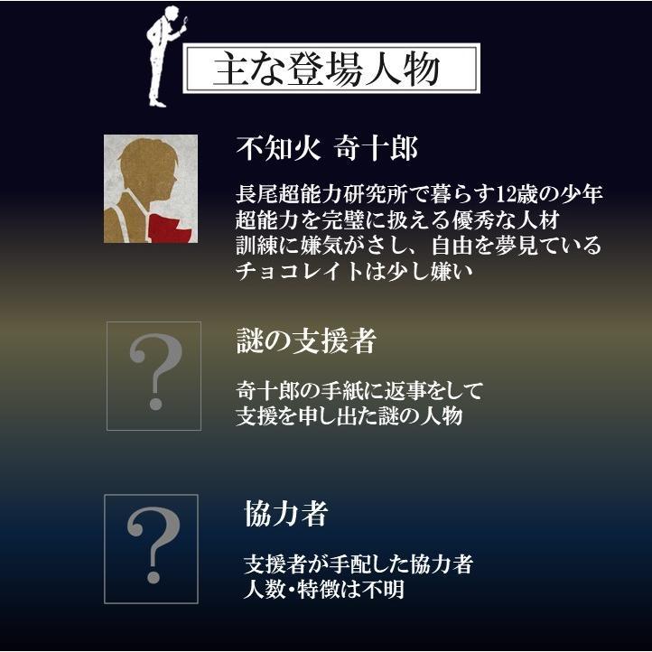 明治探偵GAME〜はじまりの事件〜 バーチャル謎解きプログラム|takarushshop|04