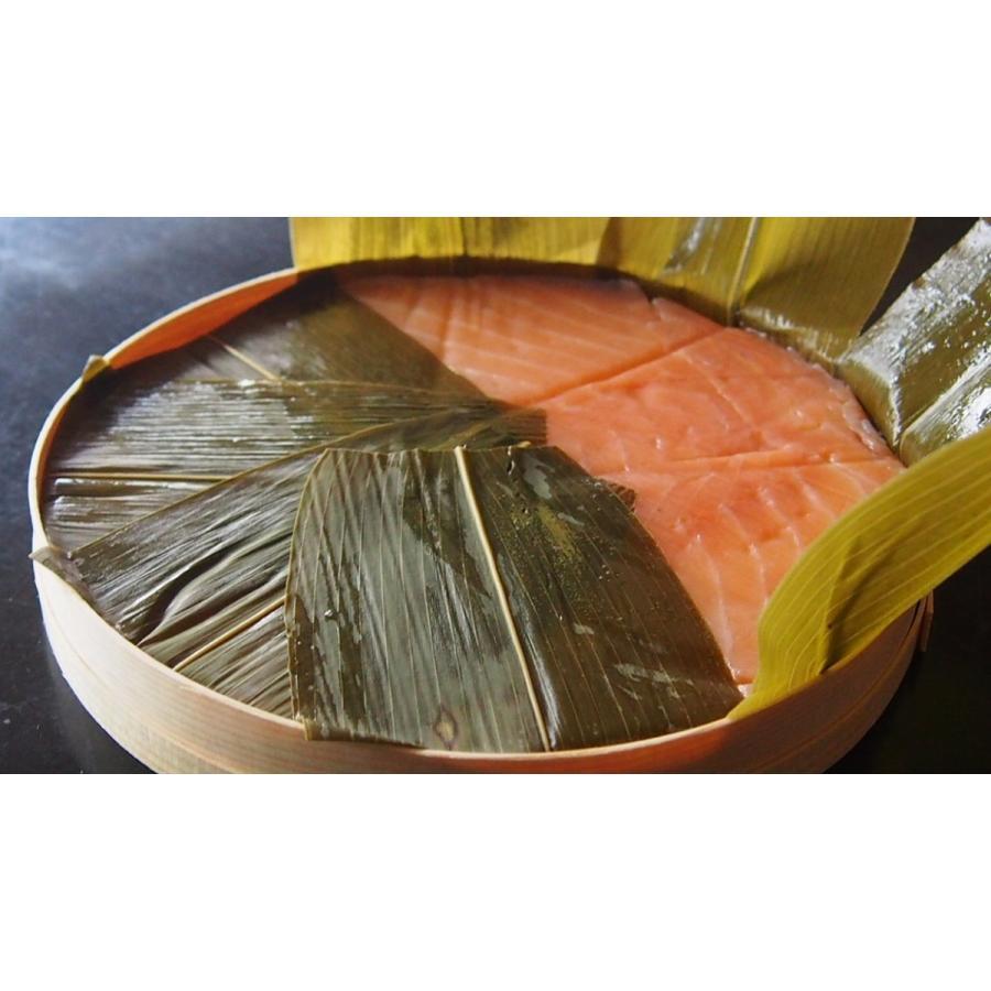 クール便(+220円)での発送 送料無料 ますのすし 一重  消費期限:到着日まで 本州限定 東北 関西以西は要追加送料 鱒の寿司  鱒ずし  無添加 takataya 06