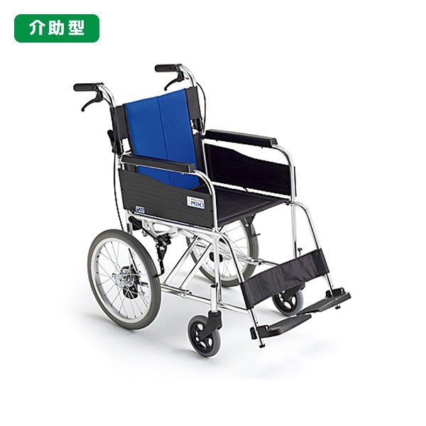 車椅子-介助型 スタンダード車いす 介助型 BAL-2|takecare-delivery