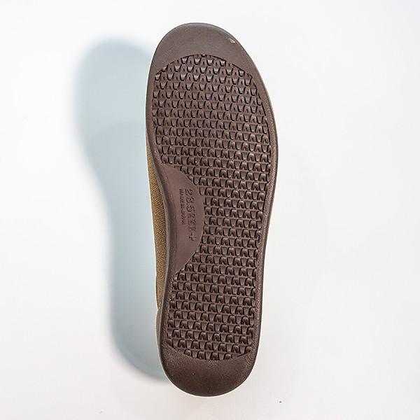 在庫処分品 介護用シューズ 介護用品 介護靴 女性用 アサヒシューズ 快歩主義 L122 23.5cm オーク|takecare-delivery|04
