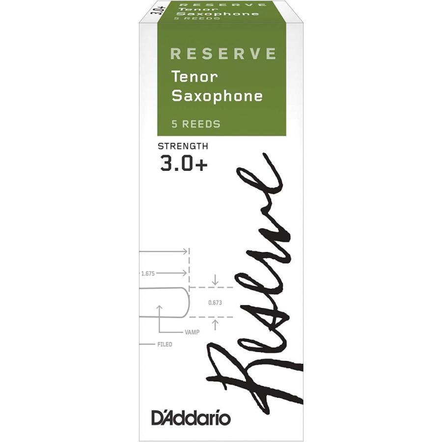 D#039;Addario 2020A/W新作送料無料 リード レゼルヴ 3.0 日本製 テナーサクソフォン
