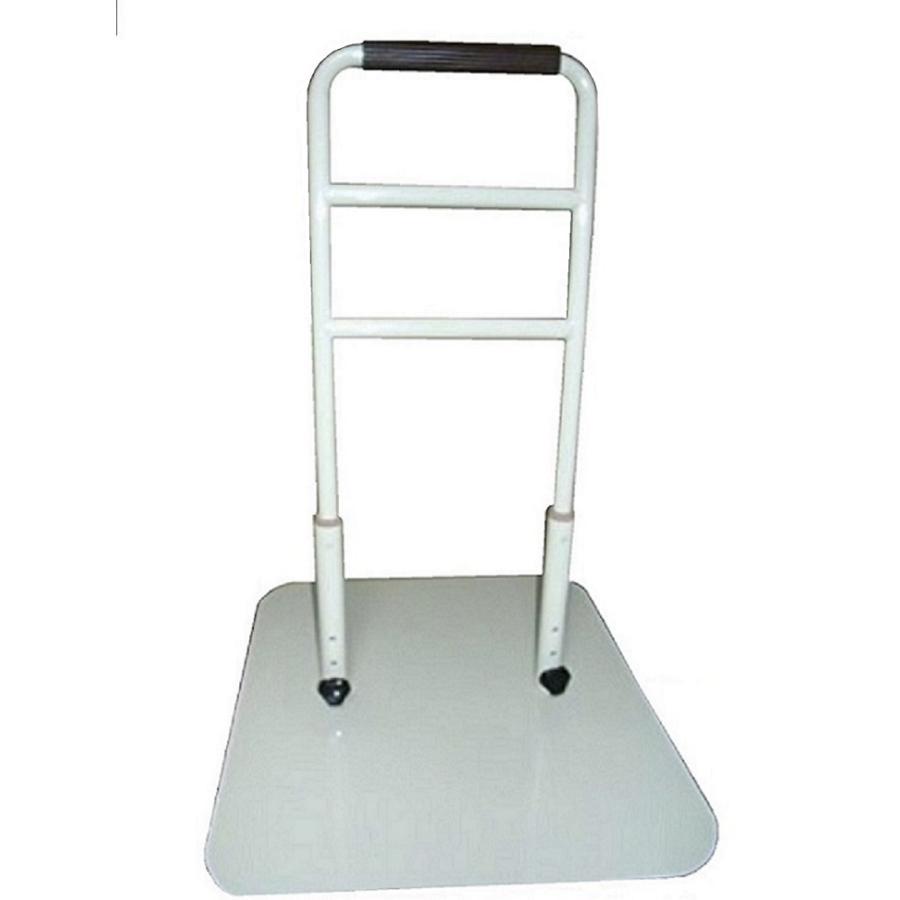 立つ之助 愛 立ち上がり補助器具 手すり 介護 ベッド イス など 高さ3段階調整 倒れない安心感 スチール素材 オフホワイト 日本製 |takei-co|05