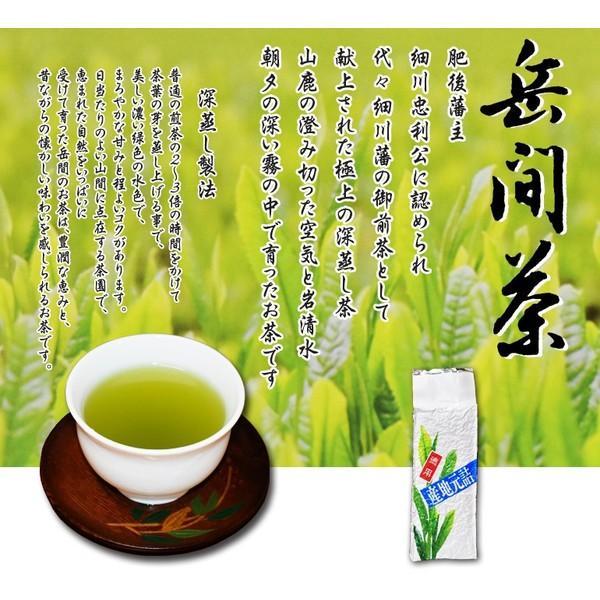 徳用岳間茶500g takemacha 02