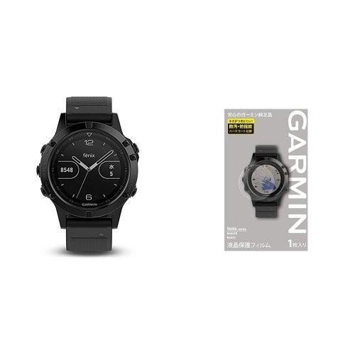 GARMIN(ガーミン) マルチ スポーツウォッチ fenix5 フェニックス5 Sapphire サファイア GPS 腕時計 日本正規品