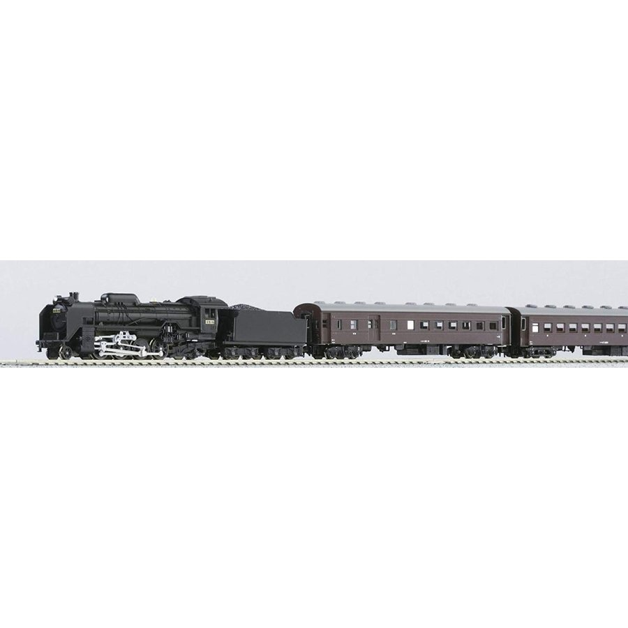 KATO Nゲージ SL列車セット 4両セット 10-830 鉄道模型 客車