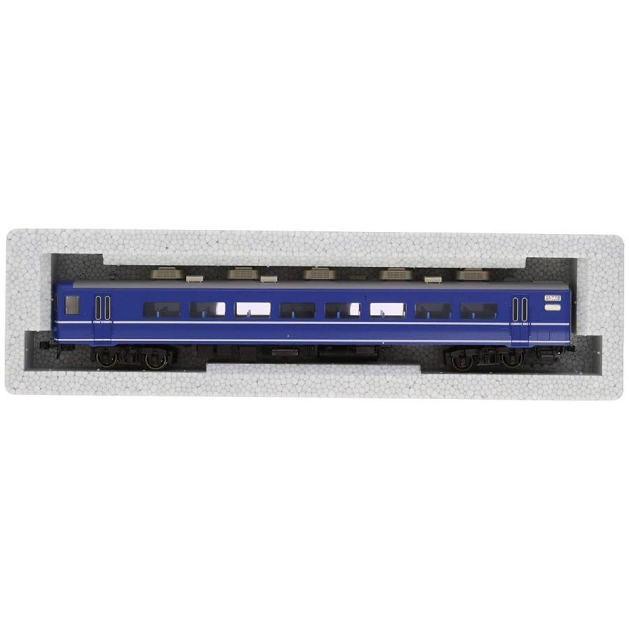 KATO HOゲージ オハフ15 1-558 鉄道模型 客車