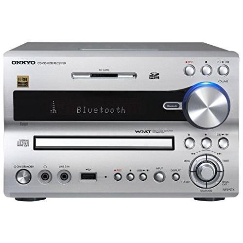 【高知インター店】 ONKYO NFR-9TX CD NFR-9TX(S)/SD/USBレシーバー Bluetooth/ハイレゾ対応 NFR-9TX シルバー ONKYO NFR-9TX(S) 国内正規品, 神埼町:ab75e418 --- grafis.com.tr