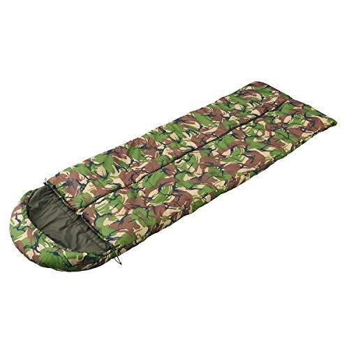 Snugpak(スナグパック) 寝袋 マリナー スクエア センタージップ DPMカモ 快適使用温度-2度 (日本正規品)