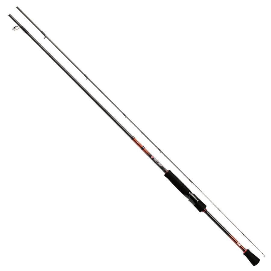 ダイワ(DAIWA) チニングロッド スピニング チニング シルバーウルフ 76ML-S チニング 釣り竿