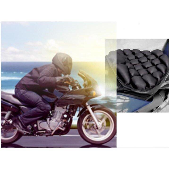 快適なツーリングを!! 圧力分散、衝撃吸収クッション 滑りにくい バイク用座布団 takesancompany 07