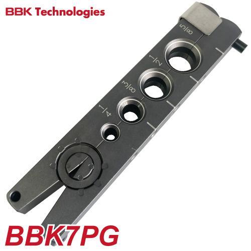 BBK フレアツール用 ゲージバー BBK7PG 4サイズ対応 700-RPA 700-DPA 適応機種:700-DPC 正規品スーパーSALE×店内全品キャンペーン 700-FNPA 102-1142 ブランド品