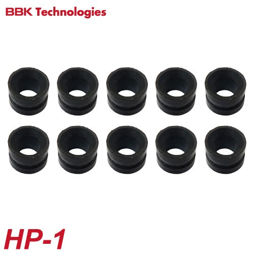 BBK 国内在庫 入手困難 ECOバルブ付チャージングホース用 ストレート側パッキン 10個入り HP-1