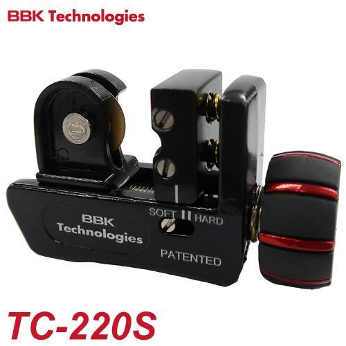 BBK オートマチックミニチューブカッター 片刃仕様 TC-220S 新作通販 本体長さ:70mm 定番の人気シリーズPOINT ポイント 入荷