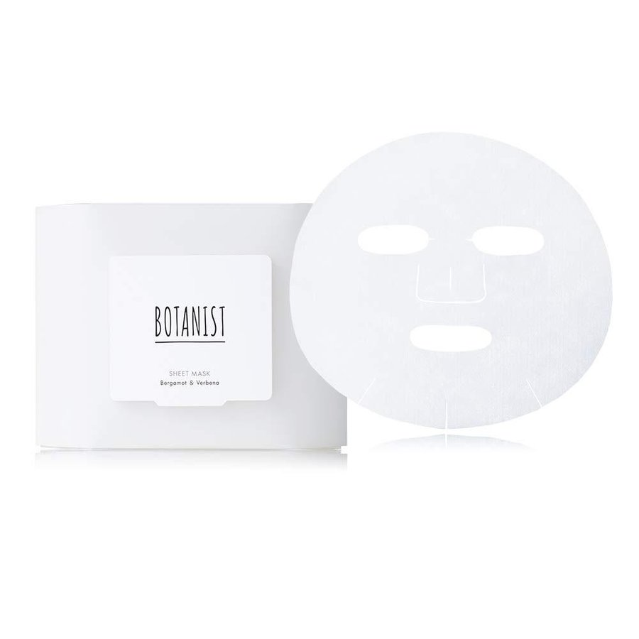 BOTANIST(ボタニスト) ボタニスト ボタニカルシートマスク フェイスマスク 25枚入り|takeuchi-farm