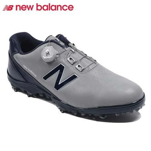 【超歓迎】 ニューバランス ゴルフシューズ ボア クロージャーシステム スパイク メンズ New Balance golf boa 【MG1001GN】【あす楽対応】 【smft-1】, アツミチョウ c551201f