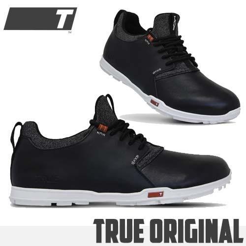 トゥルー リンクスウエア トゥルーオリジナル ゴルフシューズ スパイクレス ソフトスパイク TRUE linkswear TRUE Original 【あす楽対応】