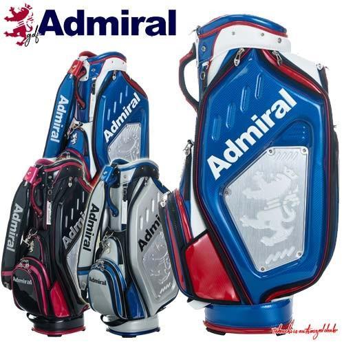 アドミラル ゴルフ メンズ キャディバッグ 9.5型 5.9kg 5分割 カートバッグ フラッグシップCB ADMG9SC1 Admiral Golf 【あす楽対応】【19SS】【smtb-f】