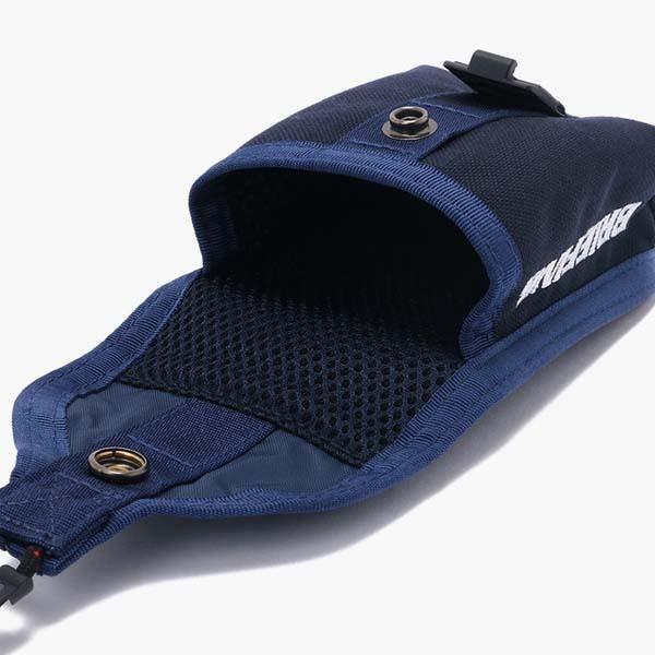 ブリーフィング ゴルフ 計測器 スマホ ポーチ フック付 メンズ レディース 撥水 軽量 ブラック ネイビー レア ブランド BRG191A19 BRIEFING|takeuchi-golf|12