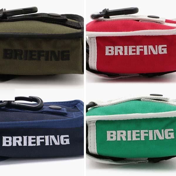 ブリーフィング ゴルフ 計測器 スマホ ポーチ フック付 メンズ レディース 撥水 軽量 ブラック ネイビー レア ブランド BRG191A19 BRIEFING|takeuchi-golf|19