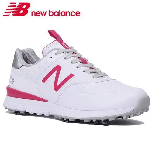 30%オフ ニューバランス ゴルフ シューズ レディース  スパイクシューズ New Balance golf WG574 WP2 【smtb-f】