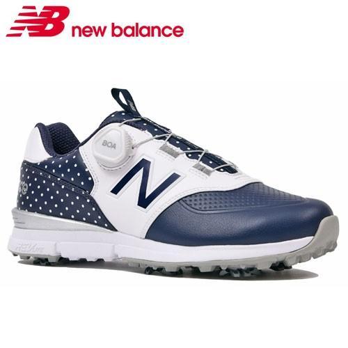 30%オフ ニューバランス ゴルフ シューズ レディース スパイク ボア搭載モデル boa New Balance golf WGB574DN