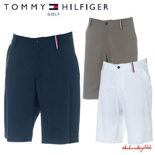 30%オフ トミーヒルフィガー ゴルフ メンズ ウェア パンツ ウォータープルーフ   ショートパンツ 防水  THMA927 TOMMY HILFIGER GOLF 19SS