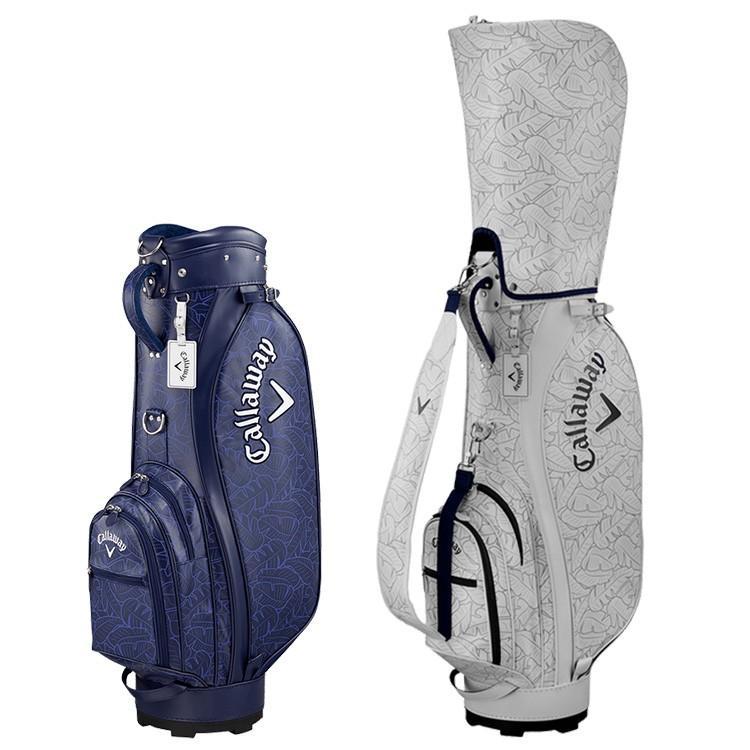 キャロウェイ ゴルフ スタイル ティーエル キャディバッグ 9.0型 47インチ対応 カートバッグ Callaway golf CRT STYLE TL SS 19 JM