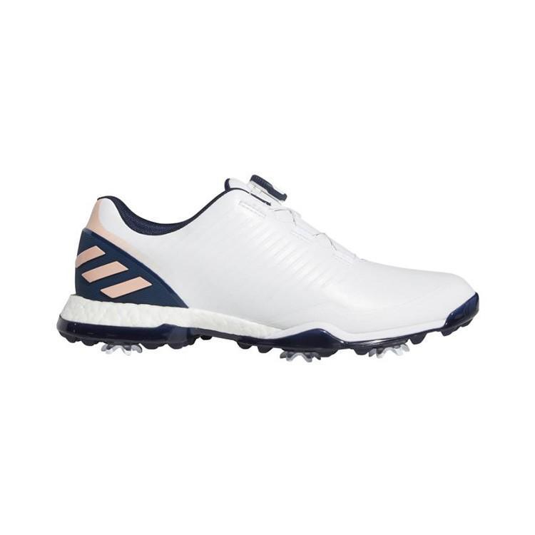 アディダス ゴルフ レディース シューズ アディパワー フォージド ボア ウィメンズ BTF17 adidas golf