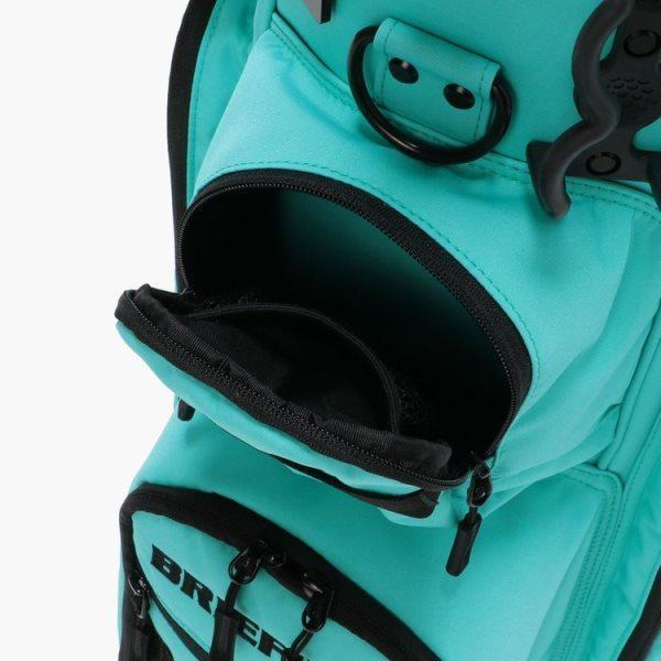 ブリーフィング ゴルフ キャディバッグ メンズ 軽量 8.5型 約3.1kg 5分割 BRG211D56 CR-6 クルーズ アクア レア ブランド BRIEFING GOLF takeuchi-golf 11