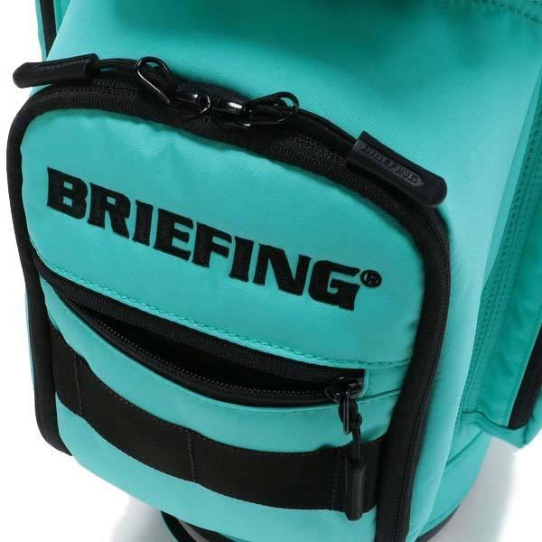 ブリーフィング ゴルフ キャディバッグ メンズ 軽量 8.5型 約3.1kg 5分割 BRG211D56 CR-6 クルーズ アクア レア ブランド BRIEFING GOLF takeuchi-golf 13