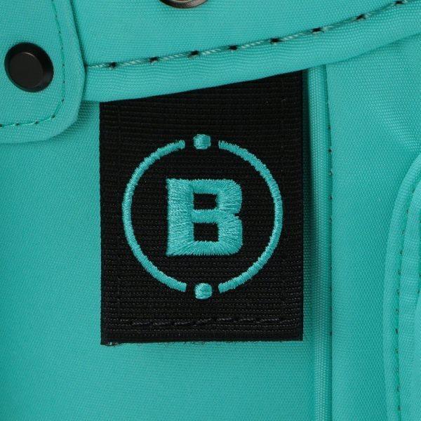 ブリーフィング ゴルフ キャディバッグ メンズ 軽量 8.5型 約3.1kg 5分割 BRG211D56 CR-6 クルーズ アクア レア ブランド BRIEFING GOLF takeuchi-golf 18