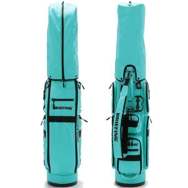 ブリーフィング ゴルフ キャディバッグ メンズ 軽量 8.5型 約3.1kg 5分割 BRG211D56 CR-6 クルーズ アクア レア ブランド BRIEFING GOLF takeuchi-golf 04