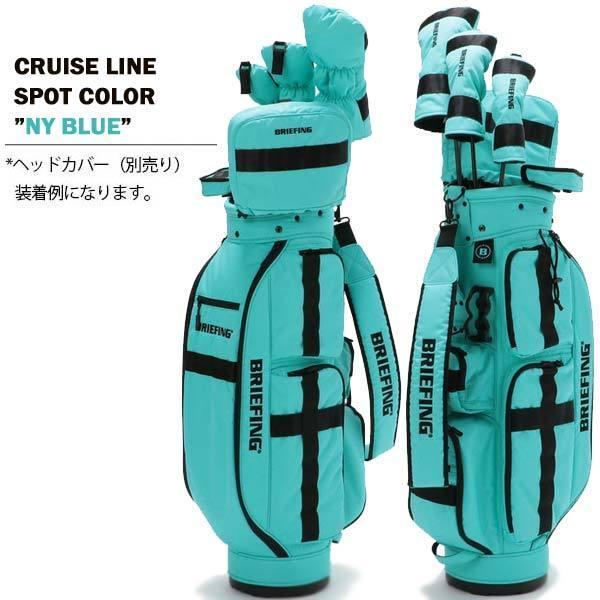 ブリーフィング ゴルフ キャディバッグ メンズ 軽量 8.5型 約3.1kg 5分割 BRG211D56 CR-6 クルーズ アクア レア ブランド BRIEFING GOLF takeuchi-golf 05