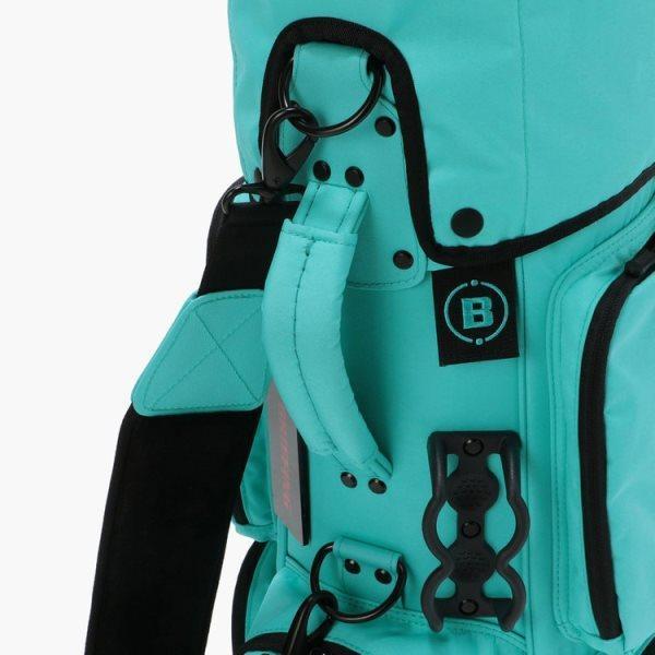 ブリーフィング ゴルフ キャディバッグ メンズ 軽量 8.5型 約3.1kg 5分割 BRG211D56 CR-6 クルーズ アクア レア ブランド BRIEFING GOLF takeuchi-golf 06