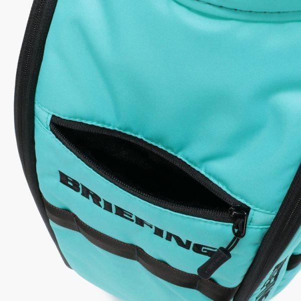 ブリーフィング ゴルフ キャディバッグ メンズ 軽量 8.5型 約3.1kg 5分割 BRG211D56 CR-6 クルーズ アクア レア ブランド BRIEFING GOLF takeuchi-golf 07