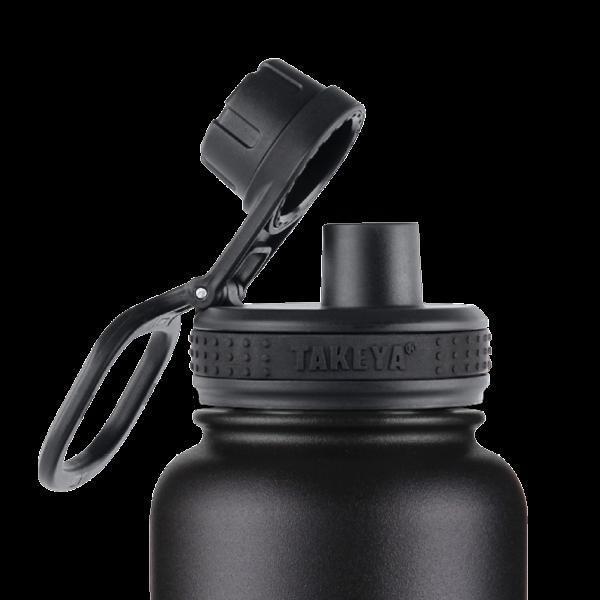水筒 送料無料  タケヤ メーカー公式 0.7L 24oz ステンレスボトル タケヤフラスク オリジナル 700ml 直飲み 保冷専用 キャリーハンドル仕様 TAKEYA|takeya-official|08
