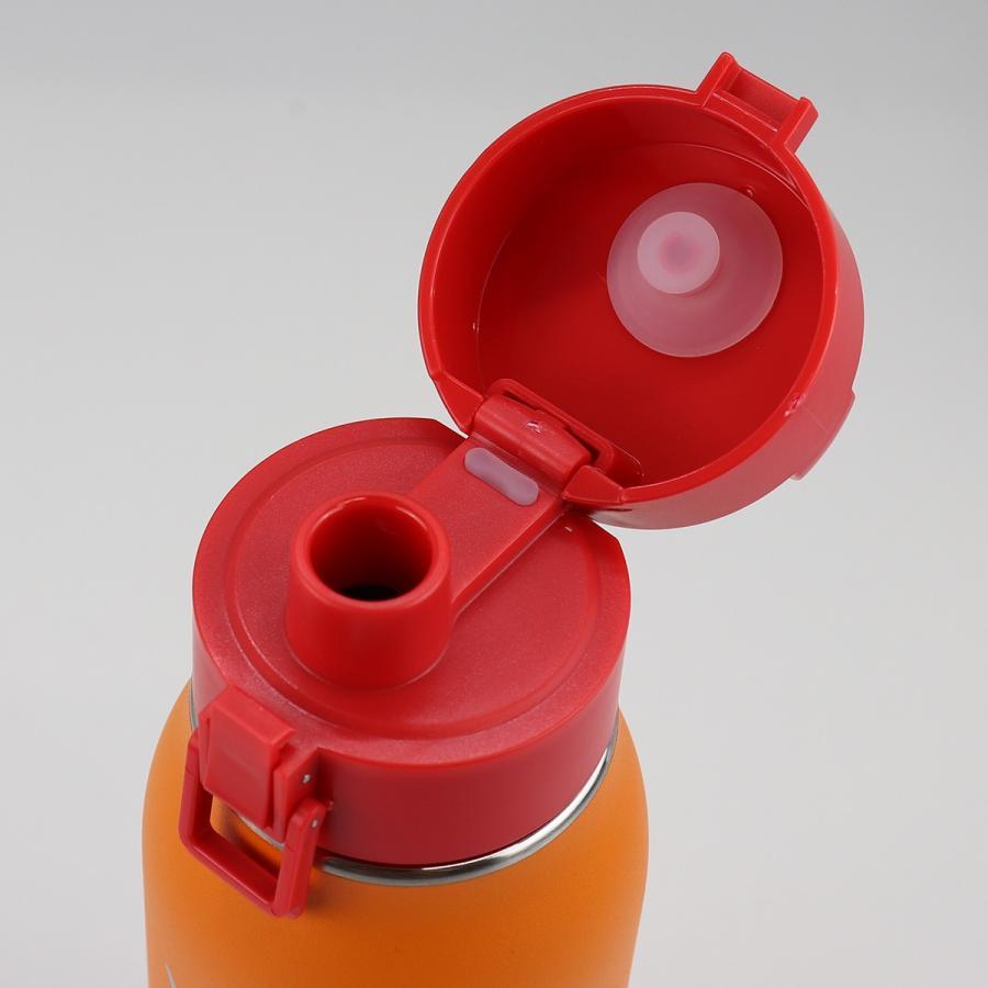 タケヤ メーカー公式 水筒 0.8L ME ループキャップ ステンレスボトル  800ml 保冷専用 直飲み ハンドルフタ仕様 TAKEYA|takeya-official|03