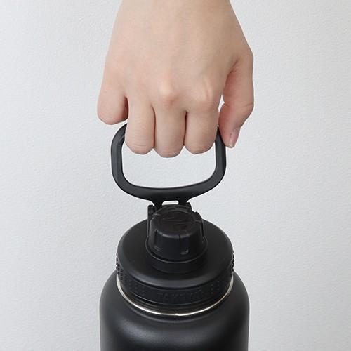 水筒 送料無料  タケヤ メーカー公式  タケヤフラスク アクティブライン 1.17L 40oz バンパー標準装備 キャリーハンドル仕様 ステンレスボトル TAKEYA 1L takeya-official 03