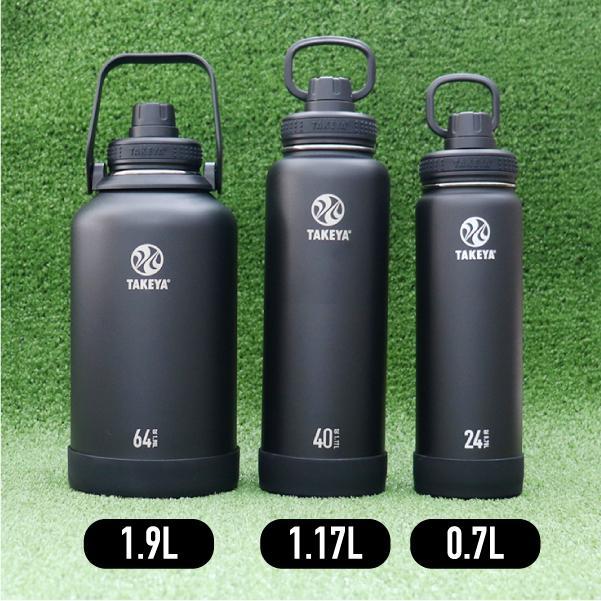 水筒 送料無料  タケヤ メーカー公式  タケヤフラスク アクティブライン 1.9L  大容量 バンパー標準装備 キャリーハンドル仕様 ステンレスボトル  TAKEYA|takeya-official|06
