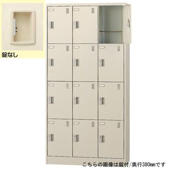 11月下旬以降のお届け 東京23区近郊限定 生興 シューズボックス 3列4段12人用(奥深) SLC-D12T-K2 錠なし