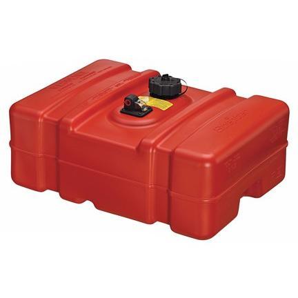 送料無料 Scepter 12ガロン(45.6L)薄型燃料タンク