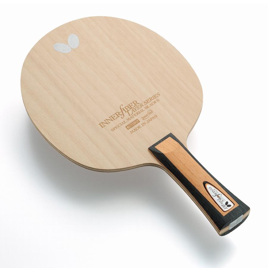 【最安値チャレンジ!】バタフライ 卓球 ラケット インナーフォース レイヤー ZLF 中国式 23870