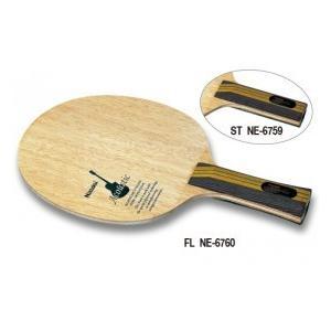 【重量指定】Nittaku 卓球 ラケット アコースティック グリップST NE-6759J