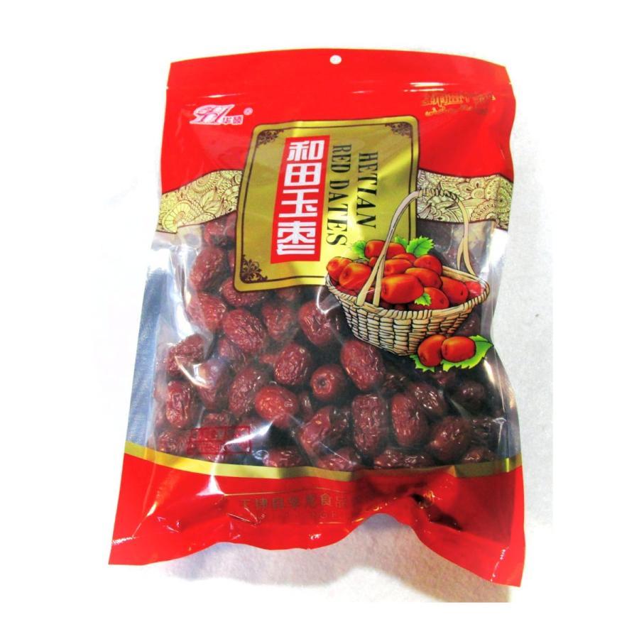 ひと粒、ひと粒、選び抜いた乾燥ナツメ(大紅棗)果実 木の実 上品な棗 ナツメ なつめ ドライフルーツ高品質な紅棗500g(約100〜110粒)|takouya