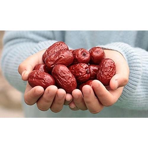 ひと粒、ひと粒、選び抜いた乾燥ナツメ(大紅棗)果実 木の実 上品な棗 ナツメ なつめ ドライフルーツ高品質な紅棗500g(約100〜110粒)|takouya|04